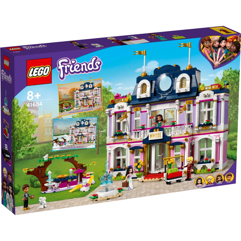 LEGO Friends 41684 Heartlake City Grand Hotel