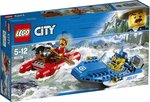 LEGO City wilde rivierontsnapping 60176