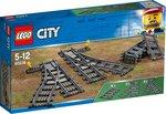 LEGO City Trein wissels 60238