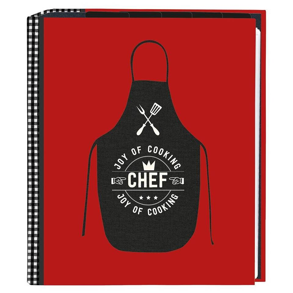 Moses Receptenboek A5 joy of cooking