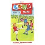 Loco mini Lezen / voetbal, eesrte woorden 6-7 jaar