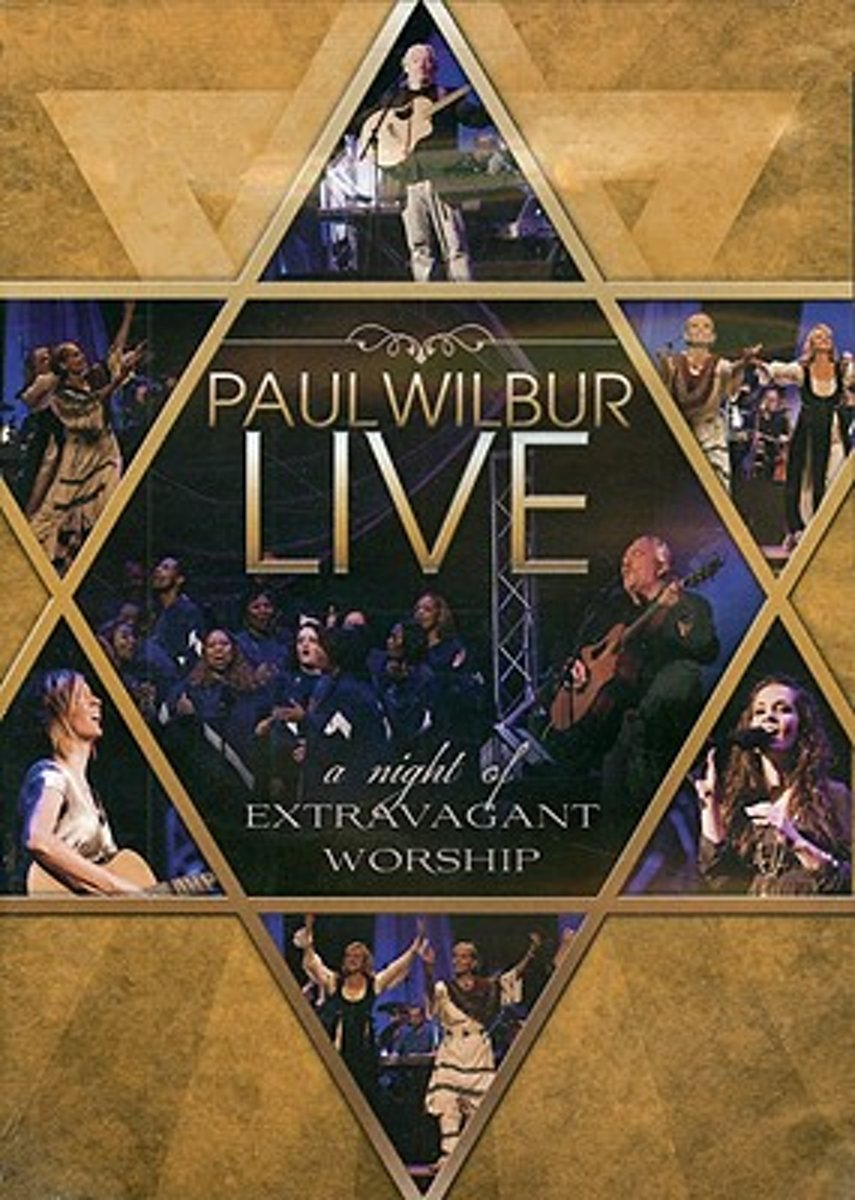Paul Wilbur Live a night of extravagant worship