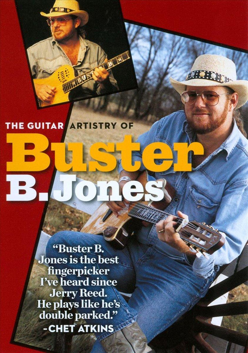 Guitar Artistry Of Buster B. Jones