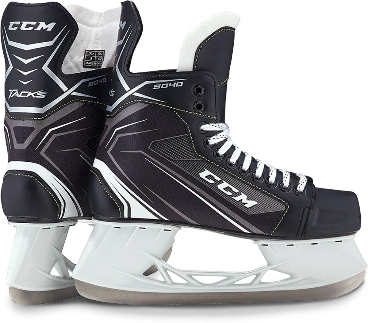 CCM IJshockeyschaatsen TACKS 9040 JR Zwart 33