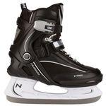 Nijdam ijshockeyschaatsen maat 42 3350-ZWW-42