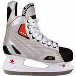 Nijdam ijshockeyschaatsen maat 41 polyester 3385-ZZR-41