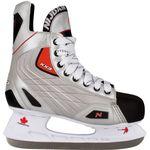 Nijdam ijshockeyschaatsen maat 44 polyester 3385-ZZR-44