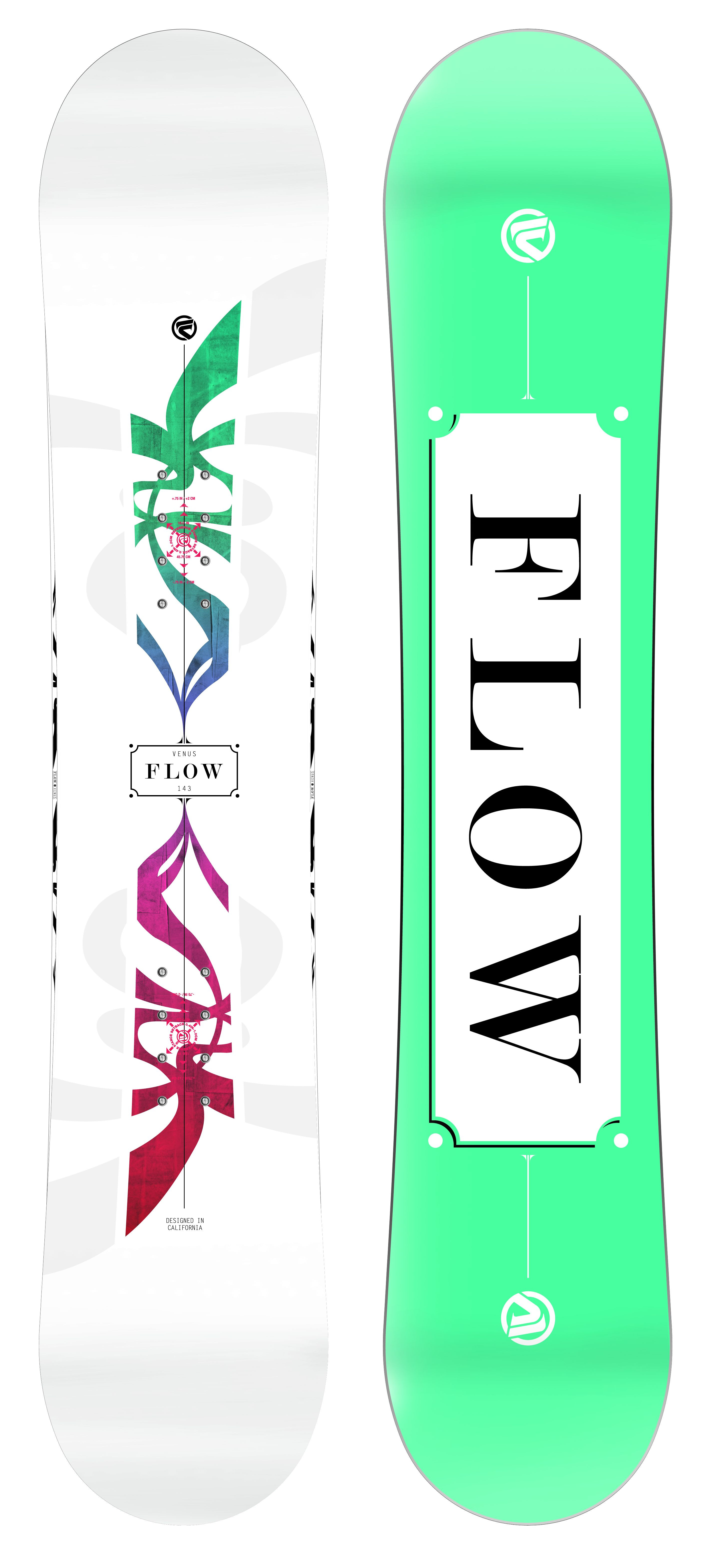 Flow Venus Snowboard