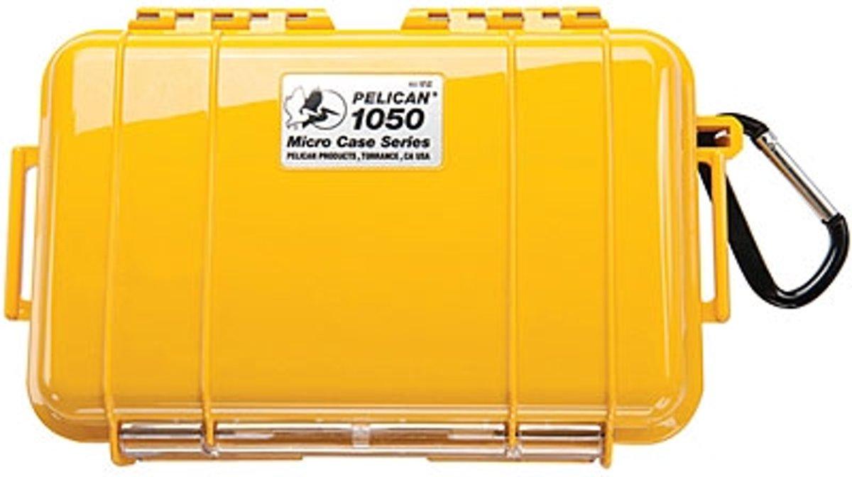 Peli Case 1050 Geel/Zwart