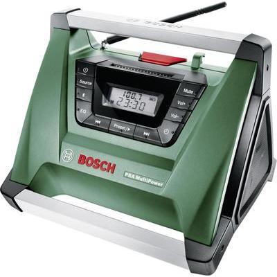 Bosch PRA FM, Middengolf Bouwradio Groen
