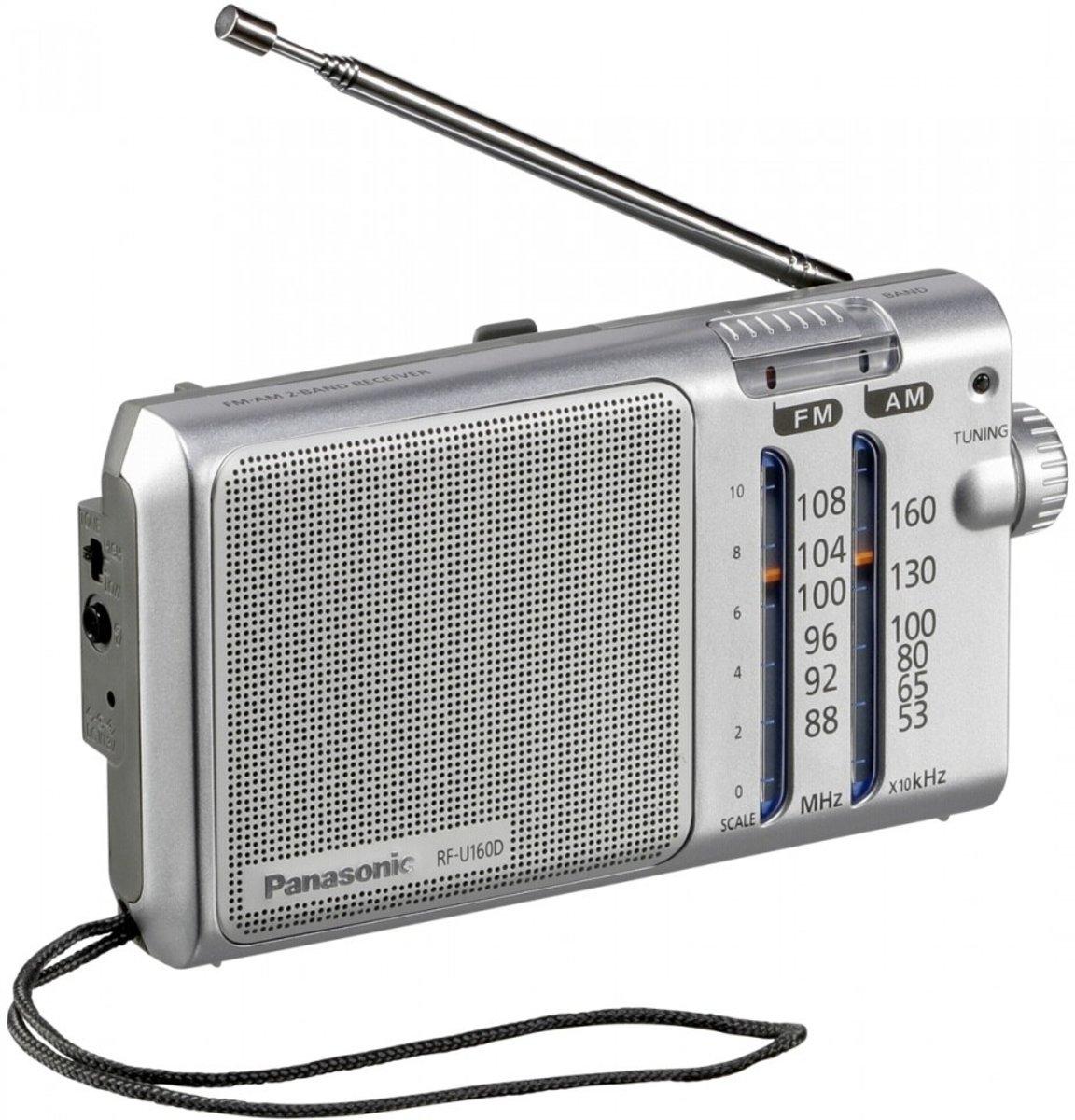 Karcher 5040-B Oberon FM CD-radio AUX, CD, FM Zwart