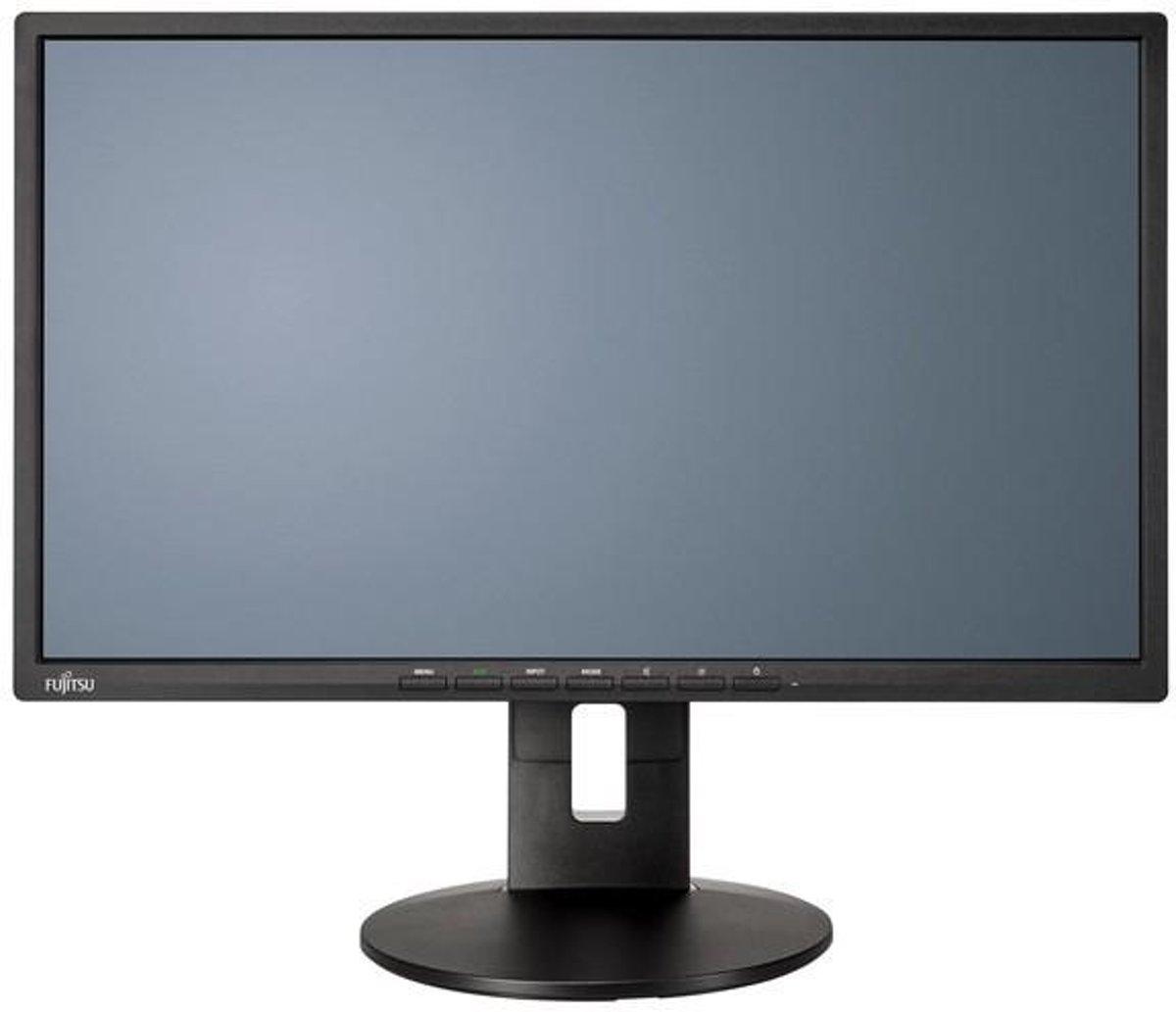 Fujitsu Displays B22-8 TS Pro computer monitor 54,6 cm (21.5'') Full HD LED Flat Zwart