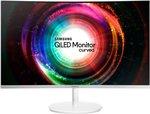 Samsung C32H711 - WQHD QLED Monitor