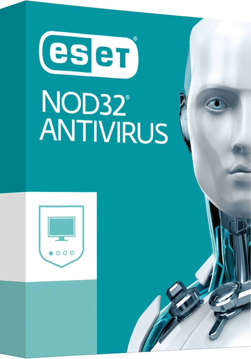 ESET NOD32 Antivirus - 1 Gebruiker - 2 Jaar - Meertalig - Windows Download