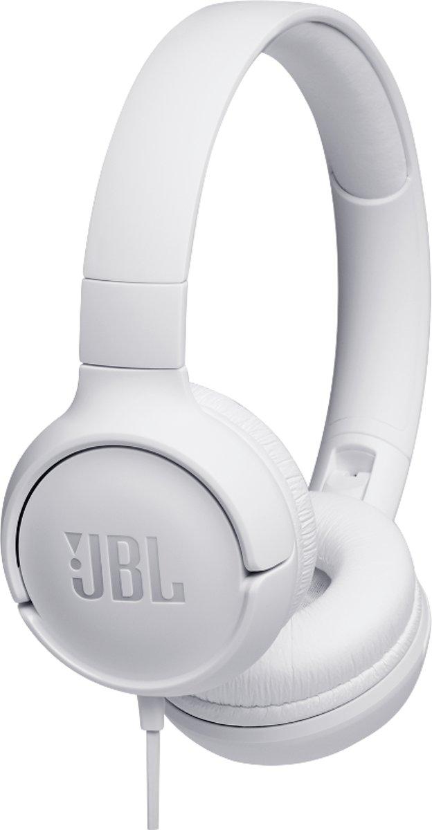 JBL TUNE500 koptelefoon wit