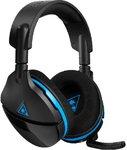 PS4 Turtle Beach Stealth 600 draadloze gamingheadset - zwart
