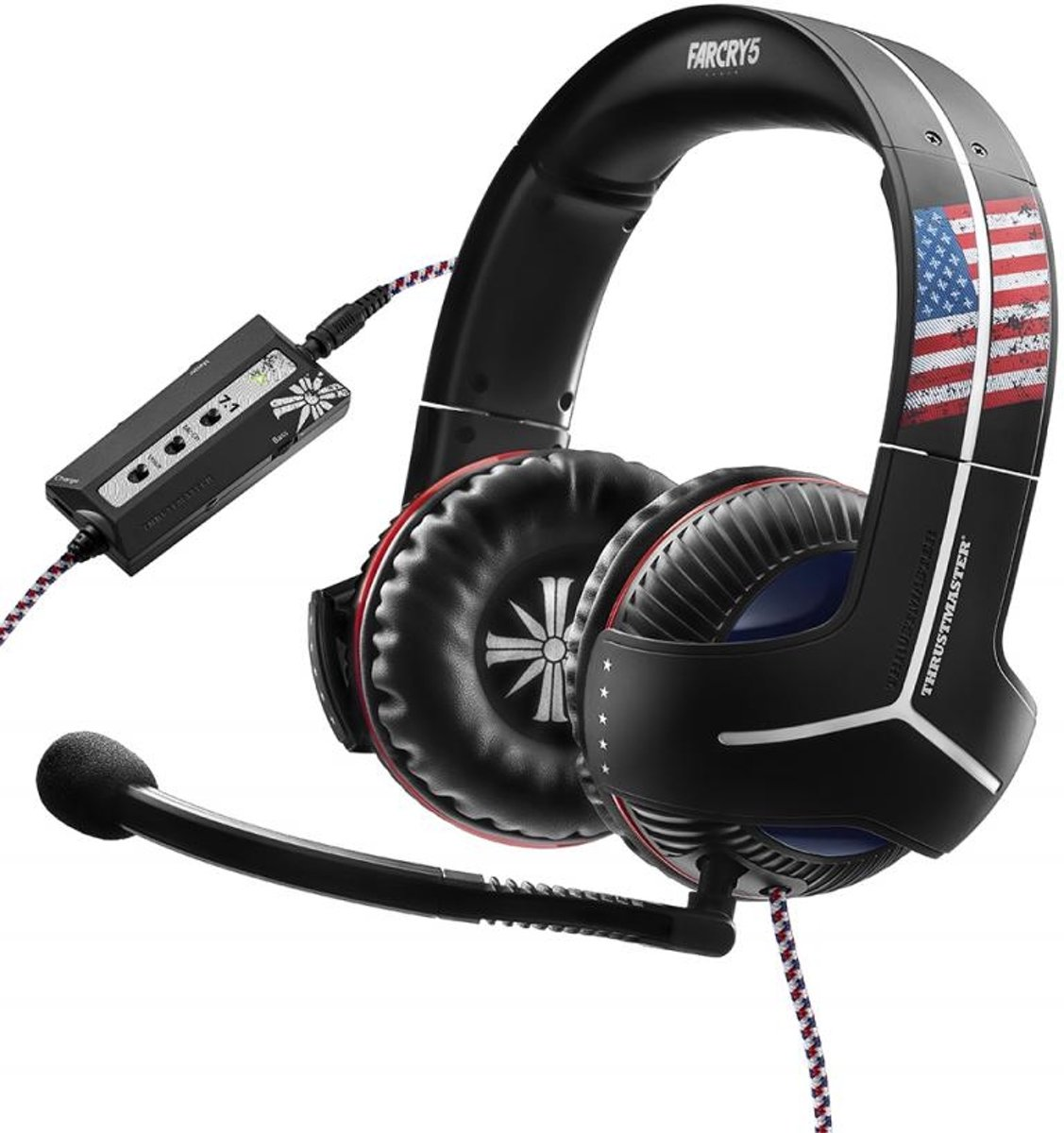 Y-350CPX 7.1 Powered Far Cry 5 Edition