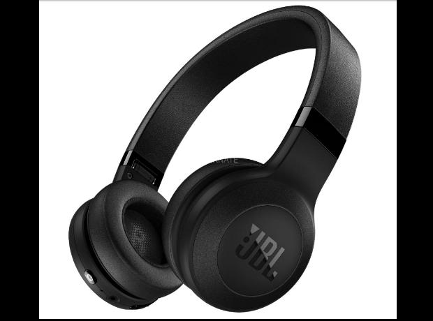 JBL draadloze hoofdtelefoon C45BT (Zwart)