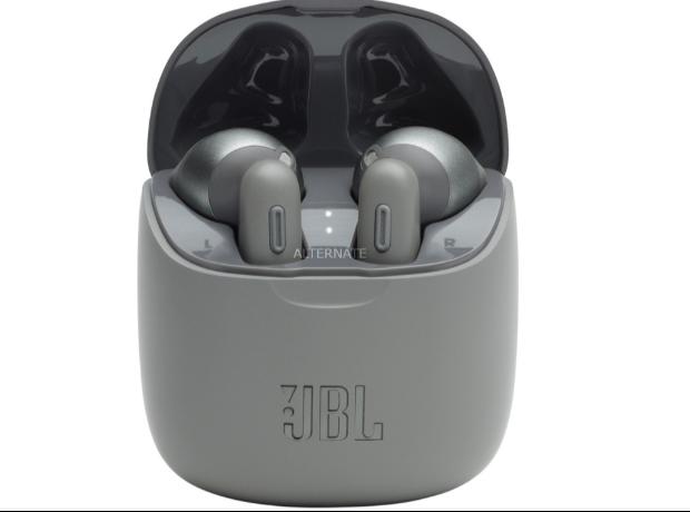 JBL TUNE 225TWS headset Grijs