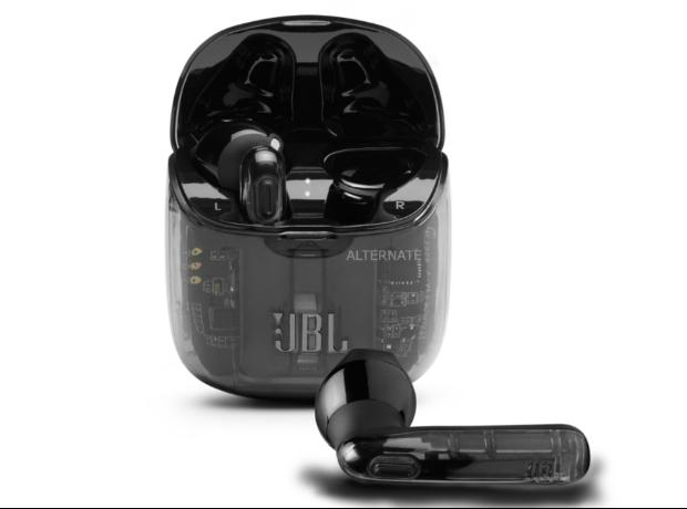 JBL TUNE 225TWS headset zwart