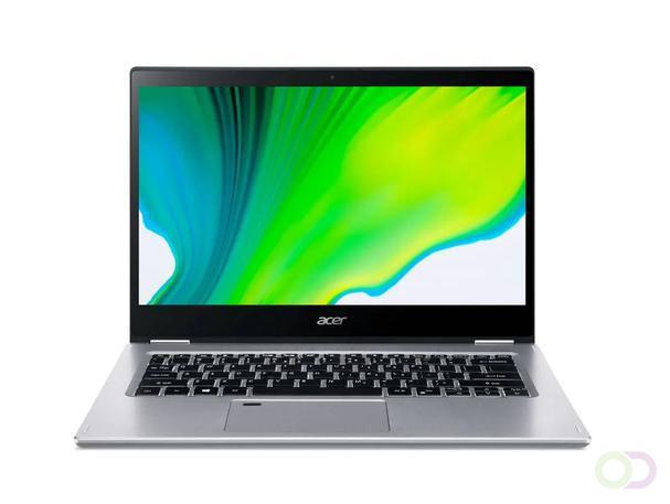 Acer Spin 3 Pro SP314-54N-751D Hybride (2-in-1) Zilver 35,6 cm (14