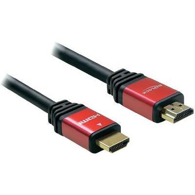 HDMI-kabel HDMI-stekker aan HDMI-stekker 3 m