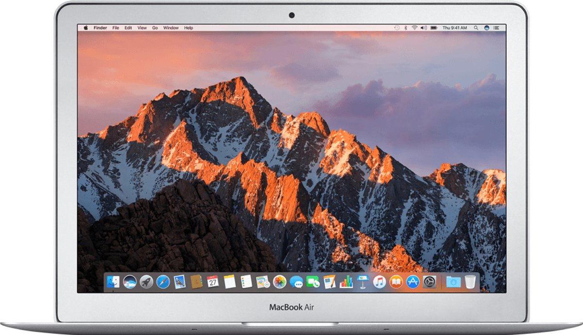 Apple Macbook Air 13.3 inch | Core i5 | 4GB | 128GB SSD | MacOS High Siera