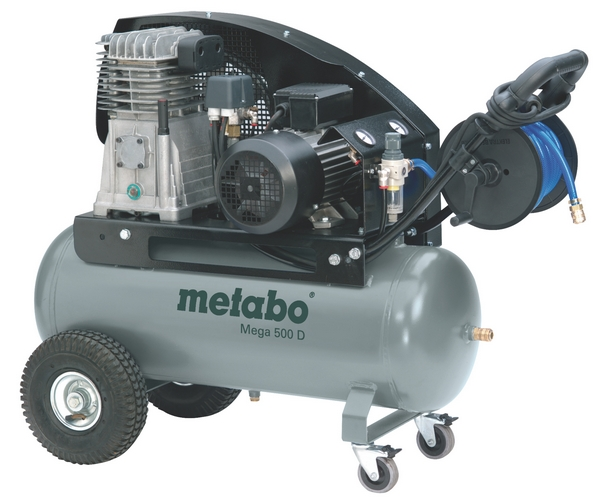 Mega 500 W | compressor | 2200w 240 l/min