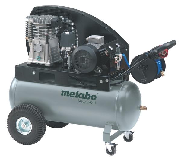 Mega 600 D | compressor | 3000w 330 l/min