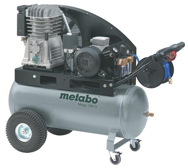 Mega 700 D Compressor | 90 liter