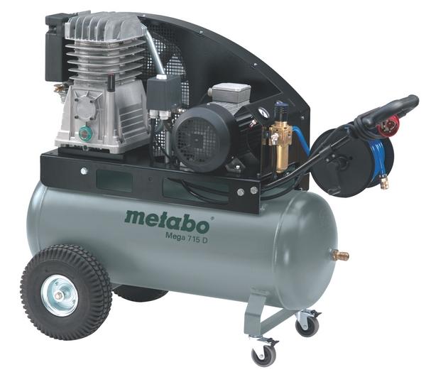 Mega 715 D | compressor | 4000w 360 l/min