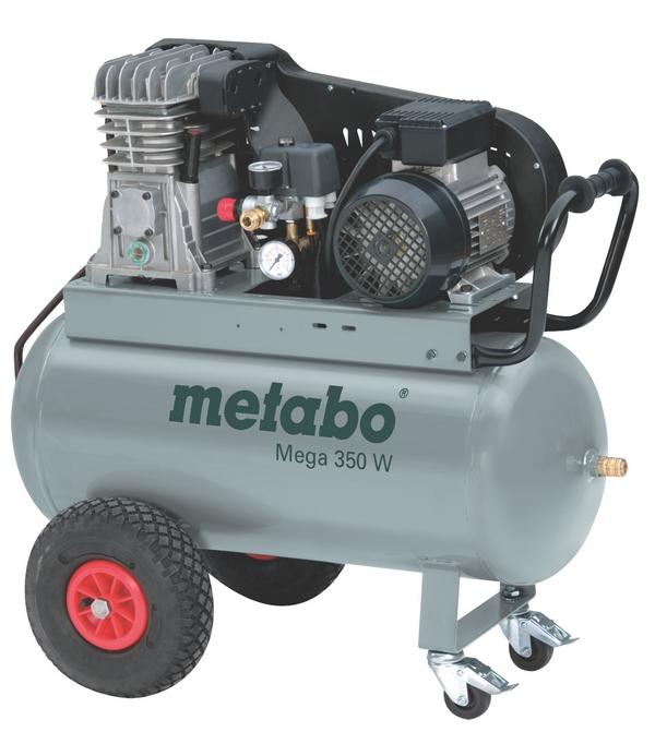 Mega 350 W | Compressor | 2200w 165 l/min