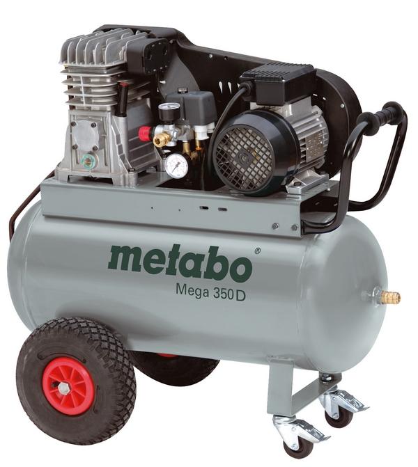 Mega 350 D | compressor | 2200w 165 l/min