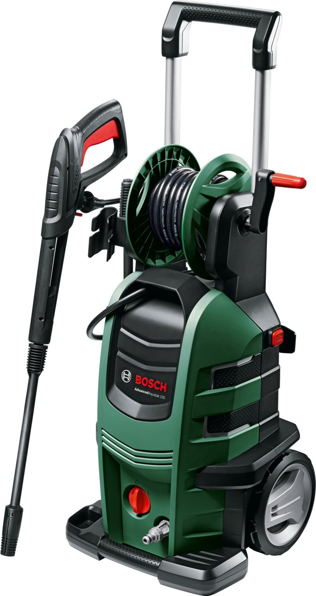 Bosch Advanced Aquatak 150 Hogedrukreiniger - 2200 Watt - Max. 150 bar - Met terrasreiniger