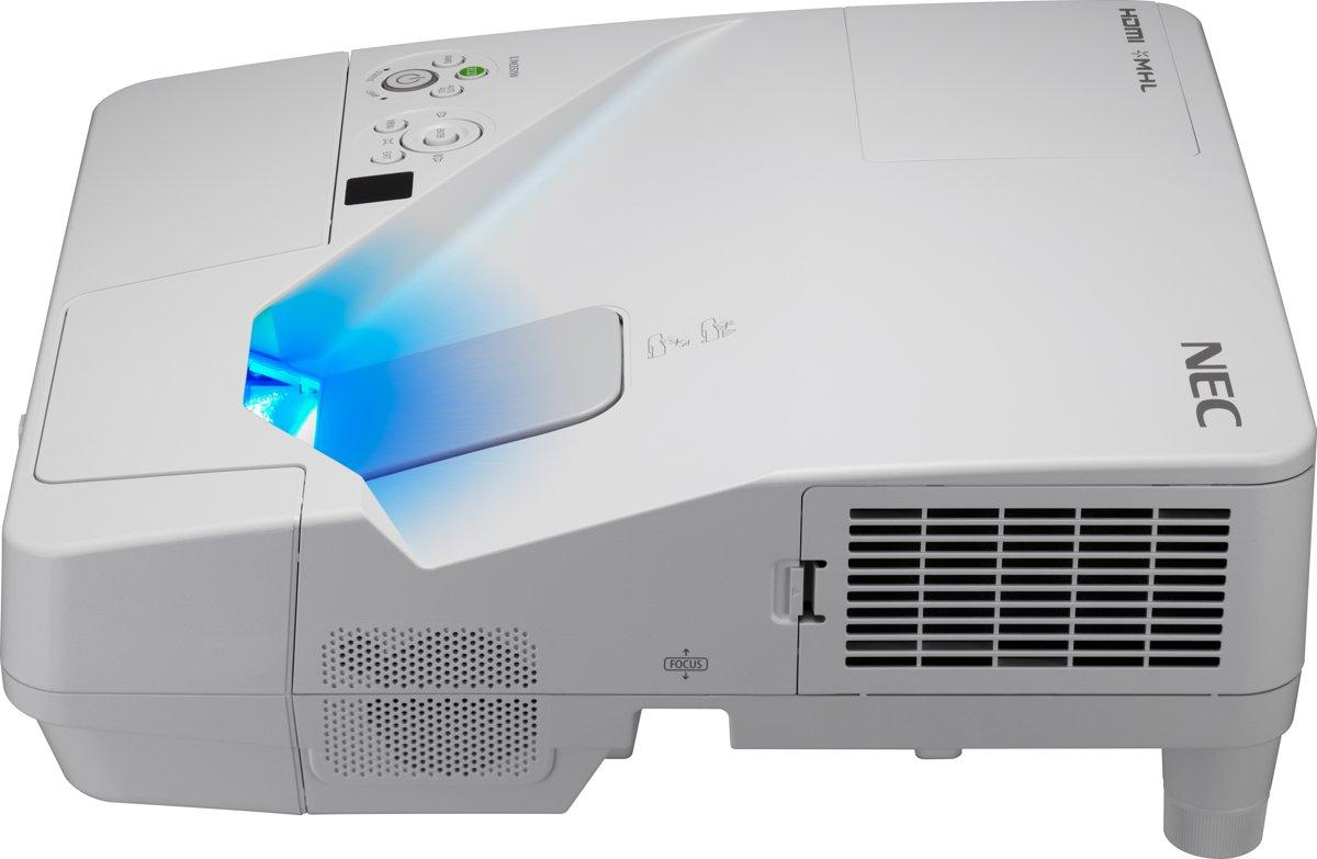 NEC UM301W - Beamer