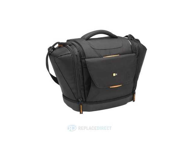 Case Logic Digitale Camera tas voor DSLR SLRC-203 - zwart SLRC-203