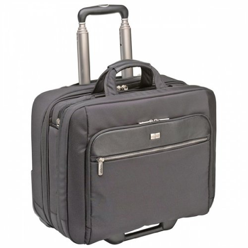 Security Friendly Notebooktas trolley CLRS-117-BLACK