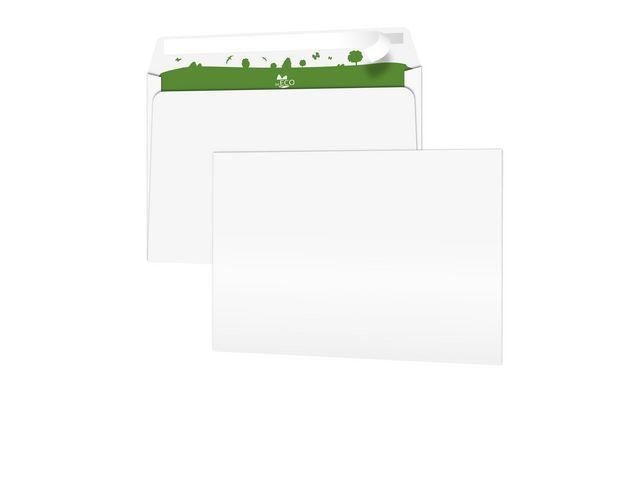 be ECO Dienst envelop C5 162x229 mm. 80 g/m? (doos 500 stuks)