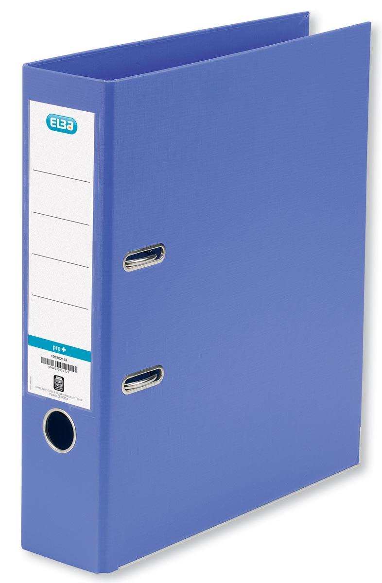 Elba ordner Smart Pro+, lichtblauw, rug van 8 cm