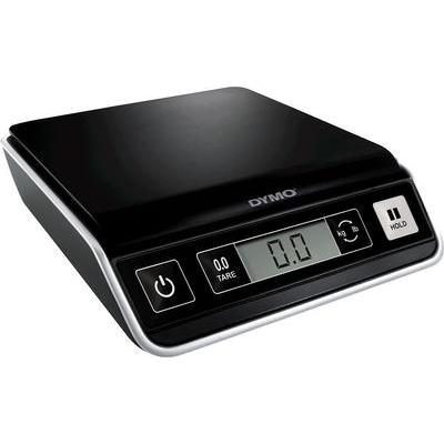 Dymo brievenweger M2 tot 2 kg/S0928990, zwart, tot 2 kg