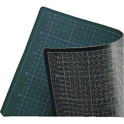Ecobra snijmatten/706045 60x45cm groen/zwart Ecobra 706045