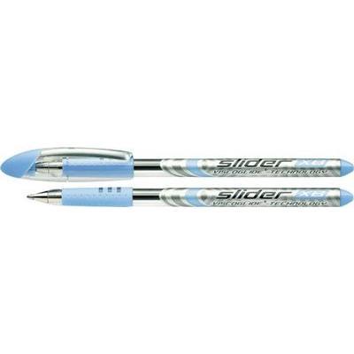 Balpen Slider XB, lichtblauw