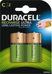 Duracell Oplaadbare Batterijen Type-C2 2200mah 2stuks