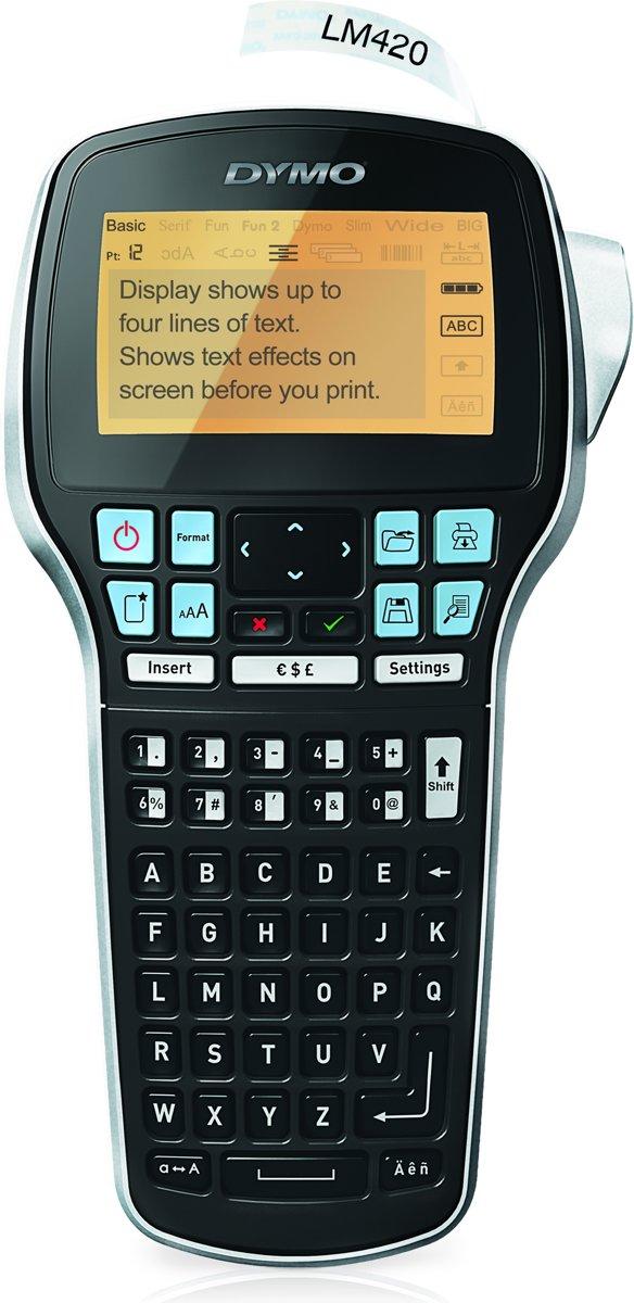 Centra 221105 DIN A4 52 mm Zwart 1 stuks