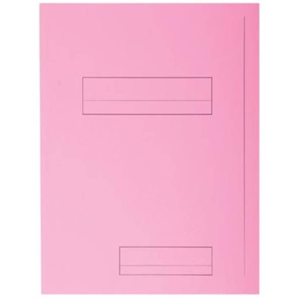 Exacompta dossiermap Super 210, pak van 50 stuks, roze