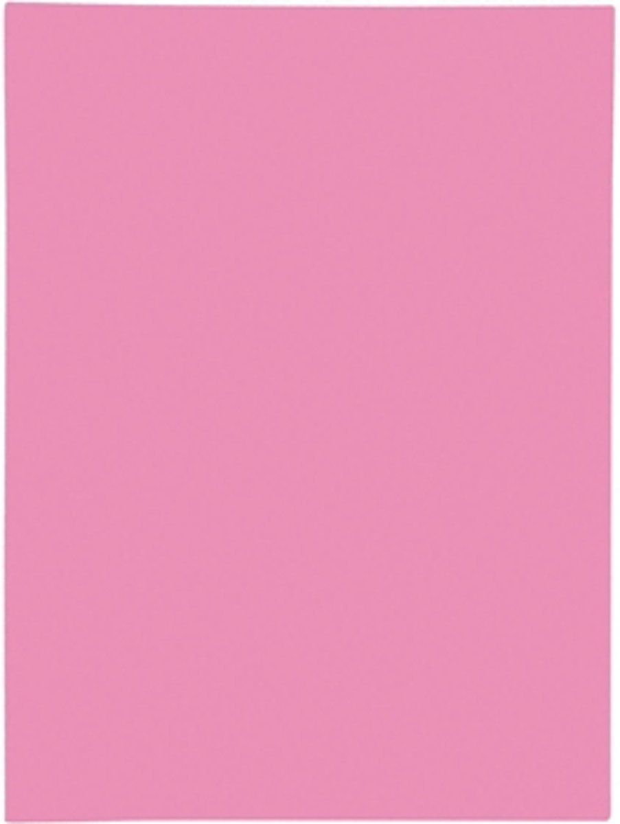 Exacompta dossiermap Jura 160 pak van 100 stuks roze