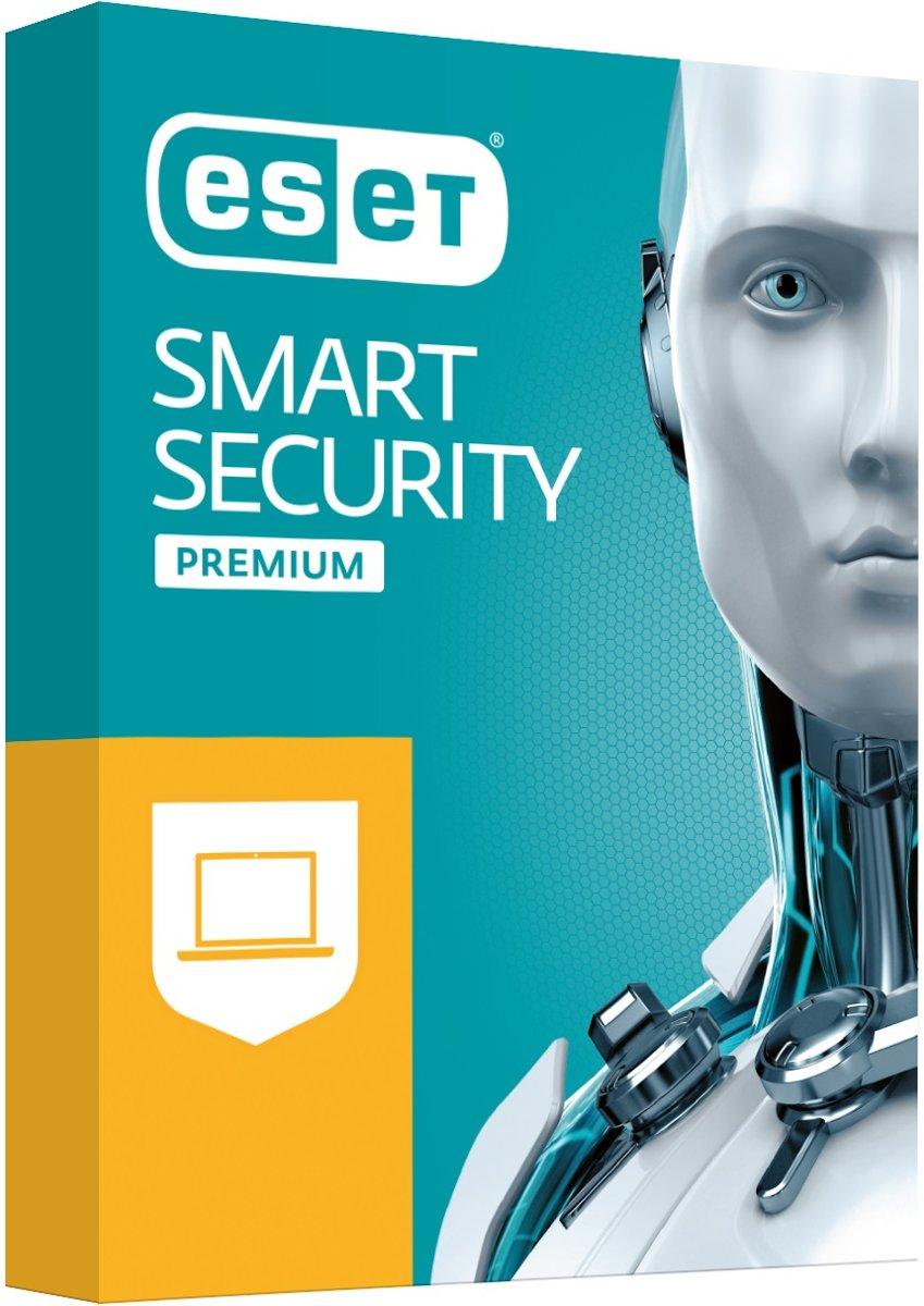 ESET Smart Security Premium - 3 Gebruikers - 1 Jaar - Meertalig - Windows Download