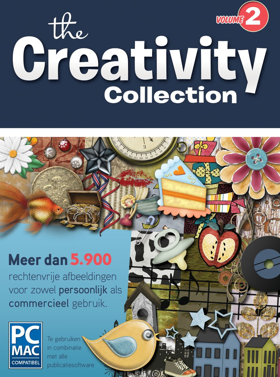 The Creativity Collection vol. 2