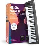 Magix, Music Maker Control Edition (incl. keyboard)