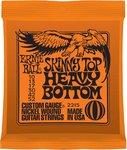 Ernie Ball 2215 Skinny Top Heavy Bottom 010 - 052 snarenset